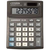 Калькулятор настольный SD-208 (8 разрядов)
