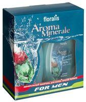 """Подарочный набор """"Aroma minerale"""" (шампунь, гель для душа)"""