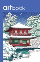 Записная книга-раскраска. ARTbook. Япония