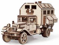 """Сборная деревянная модель """"Большой грузовик ГАЗ-АА Кунг"""""""