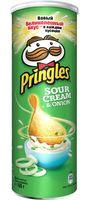 """Чипсы картофельные """"Pringles"""" (165 г; сметана и лук)"""
