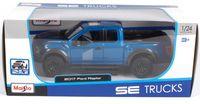 """Модель машины """"Ford F-150 Raptor"""" (масштаб: 1/24)"""