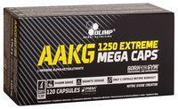 "Аминокислоты ""AAKG 1250 Extreme Mega Caps"" (120 капсул)"