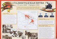 Сталинградская битва. Плакат