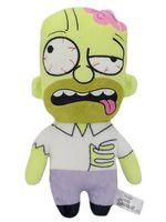 Мягкая фигурка Simpsons Zombie Homer