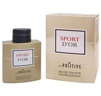 "Туалетная вода для мужчин ""Sport dor"" (90 мл)"