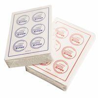"""Карты для покера """"Fournier 2818 Casino Europe"""" (синяя рубашка)"""