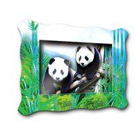 """3D аппликация """"Две панды"""""""