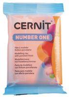 """Глина полимерная """"CERNIT Number One"""" (оранжевый; 56 г)"""