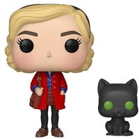 """Фигурка """"Sabrina and Salem"""""""