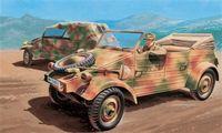 """Автомобиль """"VW Kdf.1 Typ 82 Kubelwagen"""" (масштаб: 1/72)"""