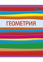 """Тетрадь в клетку """"Геометрия"""" 48 листов (арт. Т-4874)"""