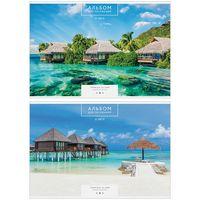 """Альбом для рисования """"Tropical Island"""" (А4; 32 листа; в ассортименте)"""