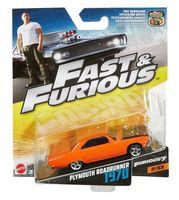 """Модель машины """"Fast&Furios. Plymouth Roadrunner 1970"""" (масштаб: 1/55)"""