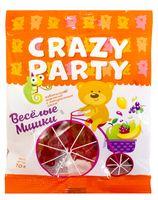 "Мармелад ""Crazy Party. Весёлые мишки"" (70 г)"