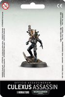 Warhammer 40.000. Officio Assassinorum. Culexus Assassin (52-11)