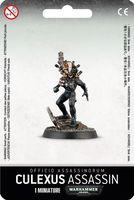 Warhammer 40.000. Officio Assassinorum. Culexus Assassin (52-11)