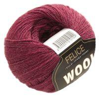 """Пряжа """"FELICE. Wool №12"""" (100 г; 300 м)"""