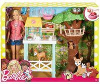 """Игровой набор """"Барби. Спасатель животных"""""""