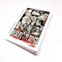 "Блокнот ""Reservoir Dogs"" (А5; арт. 132)"