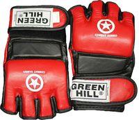 """Перчатки для MMA """"Combat Sambo"""" MMR-0027CS (XL; красные)"""