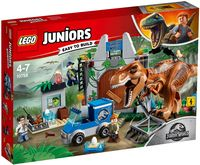 """LEGO Juniors """"Побег Ти-Рекса"""""""