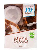"Мука кокосовая ""Fit Feel"" (400 г)"