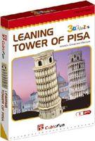 """Сборная модель из картона """"Пизанская башня"""" (мини серия)"""