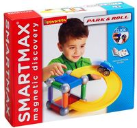 "Конструктор ""SmartMax. Паркинг"" (28 деталей)"