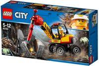 """LEGO City """"Трактор для горных работ"""""""