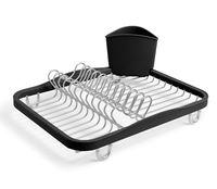 "Сушилка для посуды ""Sinkin"" (230х135х360 мм; черная)"