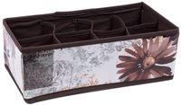 Органайзер для белья (280х140х100 мм; 8 ячеек)