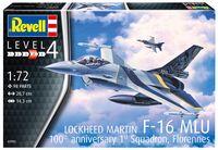 "Сборная модель ""Истребитель F-16 Mlu ""100th Anniversary"" (масштаб: 1/72)"