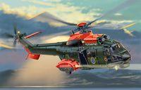"""Вертолет """"AS.532 Cougar"""" (масштаб: 1/72)"""