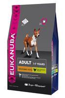 Корм сухой для собак средних пород (3 кг)