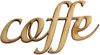 """Заготовка деревянная """"Coffe"""""""