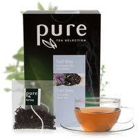 """Чай черный """"Pure. Tea Selection. Earl Grey"""" (25 пакетиков)"""
