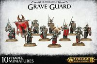 Warhammer Age of Sigmar. Deathrattle. Grave Guard (91-11)