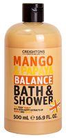 """Гель для душа """"Увлажняющие манго и папайя"""" (500 мл)"""
