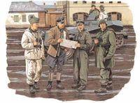 "Набор миниатюр ""Commanders Conference Kharkov 1943"" (масштаб: 1/35)"