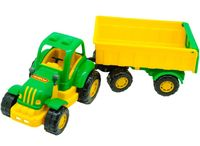 "Трактор с прицепом ""Крепыш"" (арт. 44792)"