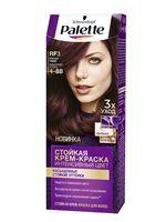 """Крем-краска для волос """"Интенсивный цвет"""" тон: 4-88, красный гранат"""