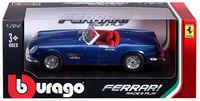 """Модель машины """"Bburago. Ferrari 250 GT California"""" (масштаб: 1/24)"""