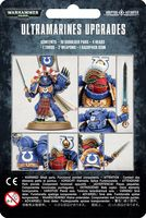 Warhammer 40.000. Space Marines. Ultramarines Upgrades (48-80)