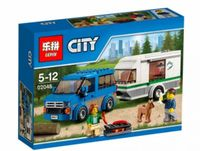 "Конструктор Cities ""Фургон для путешествий"""