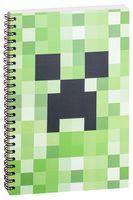 "Блокнот в клетку ""Minecraft"" (арт. 3594)"
