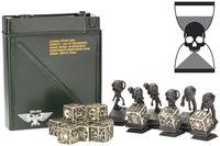 Warhammer 40.000 Acessories: Munitorum Battlefield Objectives (40-43)
