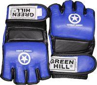 """Перчатки для MMA """"Combat Sambo"""" MMR-0027CS (S; синие)"""