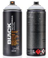 """Краска аэрозольная """"Black. Edelgard"""" (серая; 400 мл)"""