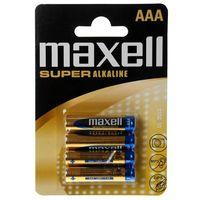 Батарейка AAA LR03 Maxell Super Alkaline (2 шт.)